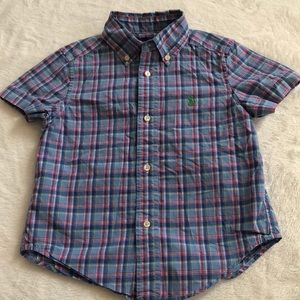 Like new boys Ralph Lauren Shirt